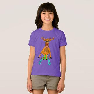 Camiseta Rena de Sledging