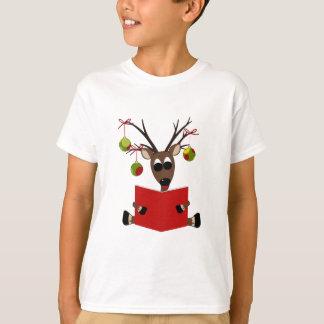 Camiseta Rena do Natal