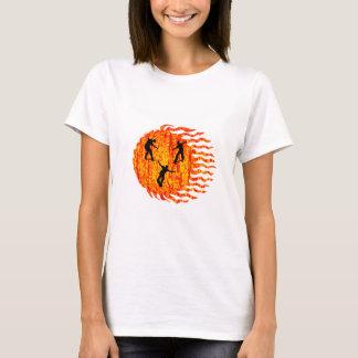 Camiseta Renascimento do skate