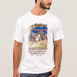 Camiseta Renaud de Montauban e Charlemagne