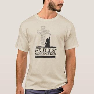 Camiseta Rendido inteiramente