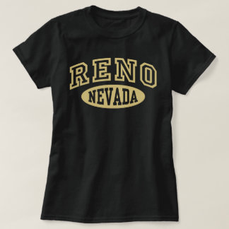 Camiseta Reno Nevada