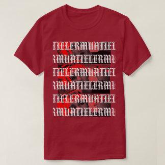 Camiseta Repetição de TIELERMUA: X filtrado GTA