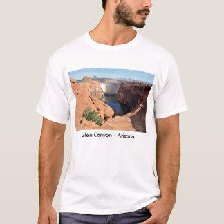 Camiseta Represa da garganta do vale