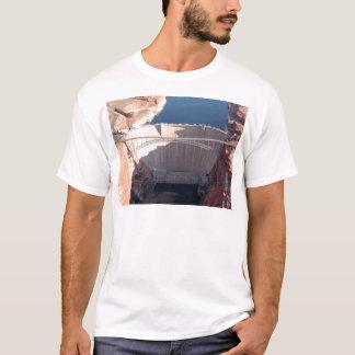 Camiseta Represa da garganta do vale e ponte, arizona