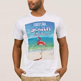 Camiseta Represa de Kamfers sul - poster de viagens