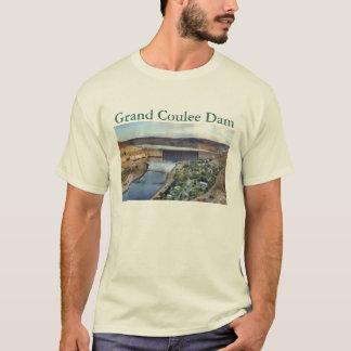 Camiseta Represa grande de Coulee
