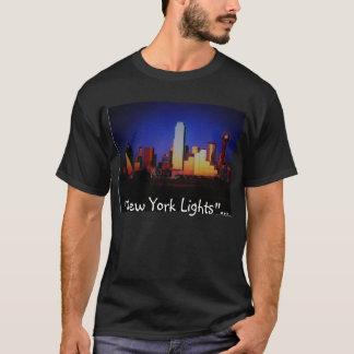 "Camiseta Represente 001, ""New York ilumina-se""…"