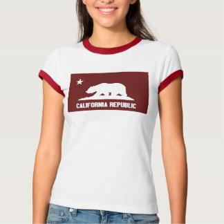 Camiseta República de Califórnia