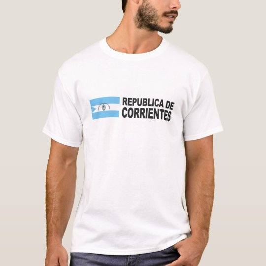 Camiseta Republica de Corrientes