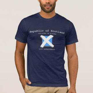 Camiseta República de Scotland
