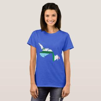 Camiseta República de Terra Nova