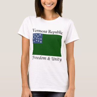 Camiseta República de Vermont