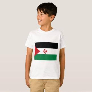 Camiseta República Democrática árabe de Sahrawi