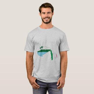 Camiseta República do t-shirt de Terra Nova