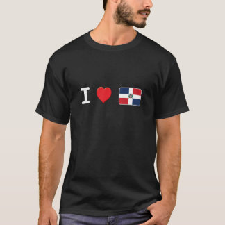 Camiseta República Dominicana micro W