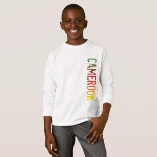 Camiseta República dos Camarões