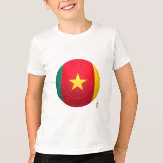 Camiseta República dos Camarões - futebol de Indomables dos