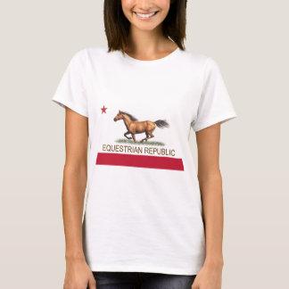 Camiseta República equestre