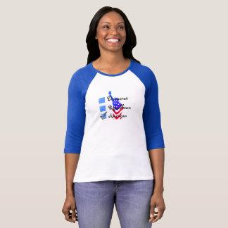 Camiseta Republicano, Democrata, lista de verificação