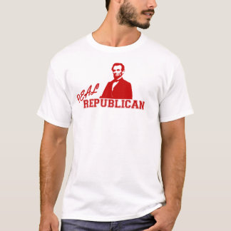 Camiseta Republicano real, Lincoln