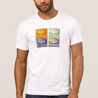 Camiseta Reserva de Ridge do pinho do apoio