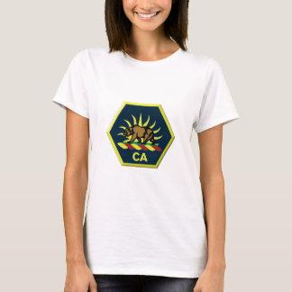 Camiseta Reserva militar de Califórnia