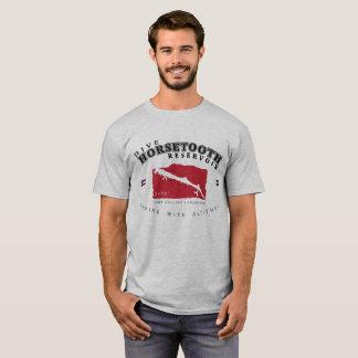Camiseta Reservatório de Horsetooth do mergulho: Com altura