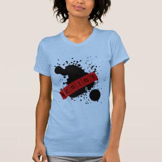 Camiseta RESISTA o design rebelde