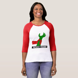 Camiseta Resista o trunfo