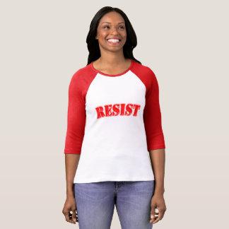 Camiseta Resistência