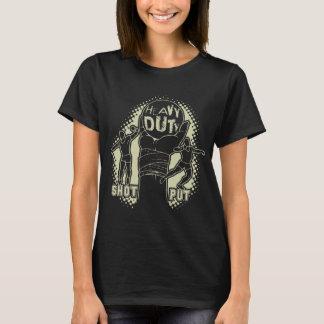Camiseta Resistente - tiro psto