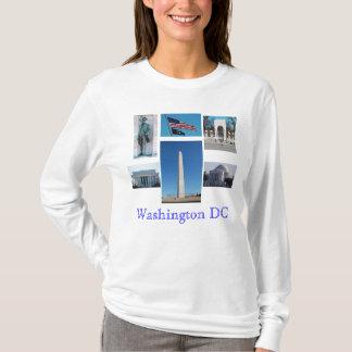 Camiseta Resistindo símbolos da liberdade e do patriotismo
