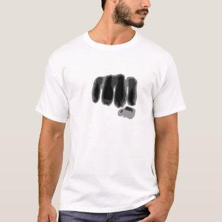 Camiseta respeito do punho