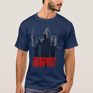 Camiseta respeito PT4 da máfia