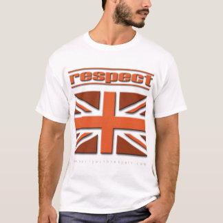 Camiseta Respeito Reino Unido