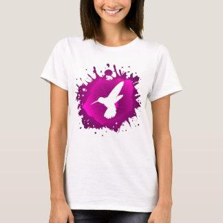 Camiseta Respingo do colibri