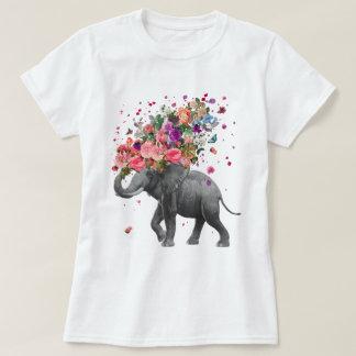 Camiseta Respingo do elefante