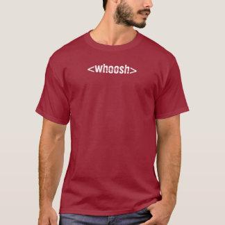 Camiseta respiração do godzilla