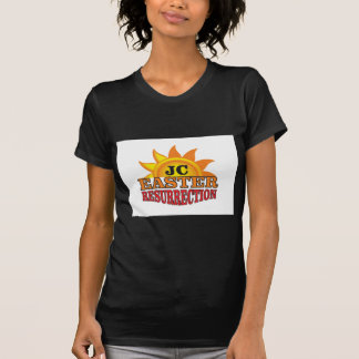 Camiseta ressurreição da páscoa do jc