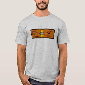 Camiseta Restaurante de Roadkill da borda da estrada de