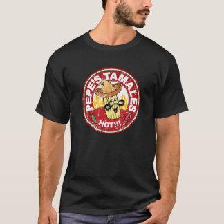 Camiseta Restaurante mexicano da comida do vintage dos