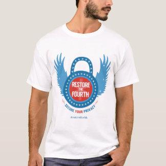 Camiseta Restaure o quarto…