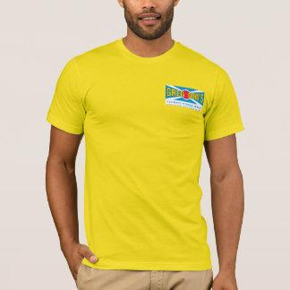 Camiseta Resultados, o t-shirt dos homens