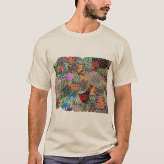 Camiseta Retalhos