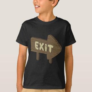 Camiseta Retire o sinal