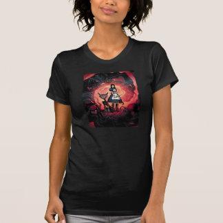 Camiseta Retornos da loucura de Alice: Cheshire