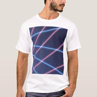 Camiseta Retrato da escola do raio laser