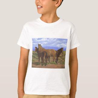Camiseta Retrato da família