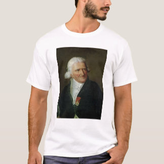 Camiseta Retrato de Antoine Agostinho Parmentier
